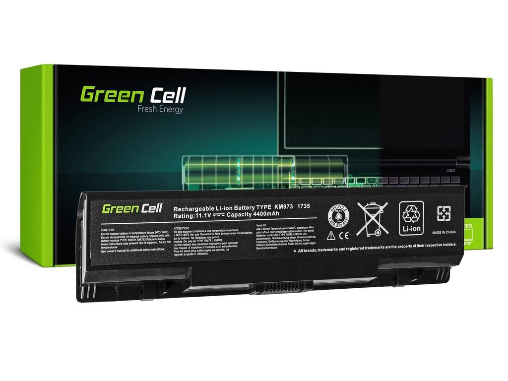 Baterija Green Cell za Dell Studio 17 1735 1736 1737 / 11,1V 4400mAh