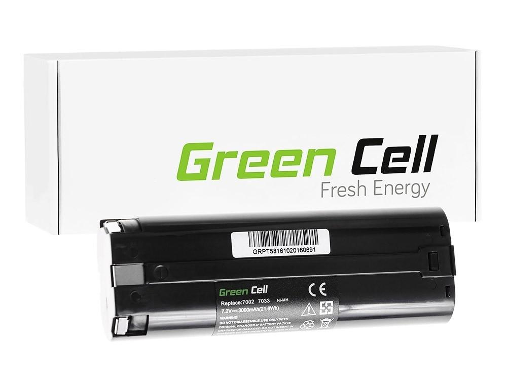 Baterija električnih alata 7000 7033 za Makita ML700 ML701 ML702 3700D 4071D 6002D 6072D 9035D 9500D 3000mAh