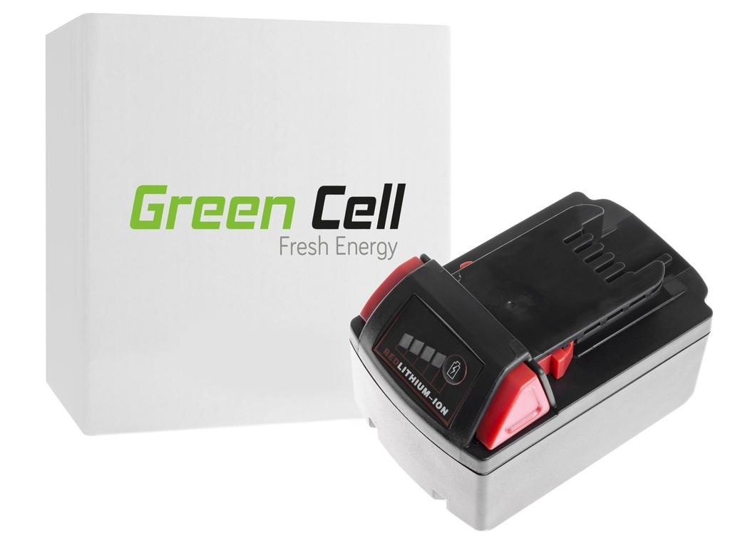Baterija električnih alata 48-11-1830 za Milvaukee C18 M18 18V 4000mAh