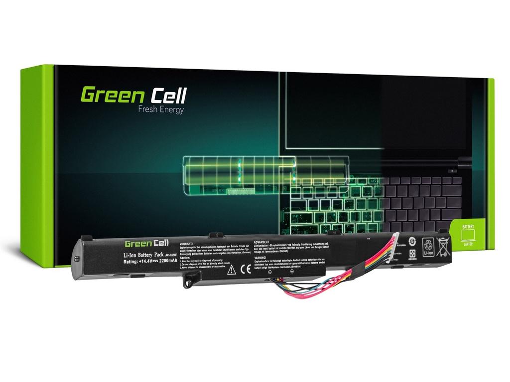 Baterija Green Cell za Asus A41-Ks550E F550D F550DP F750L / 14,4V 2200mAh