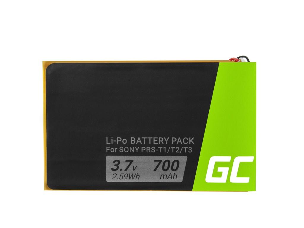 Baterija Green Cell® 1-853-104-11 za prenosni sistem čitača Soni PRS-T1, PRS-T2 oraz PRS-T3