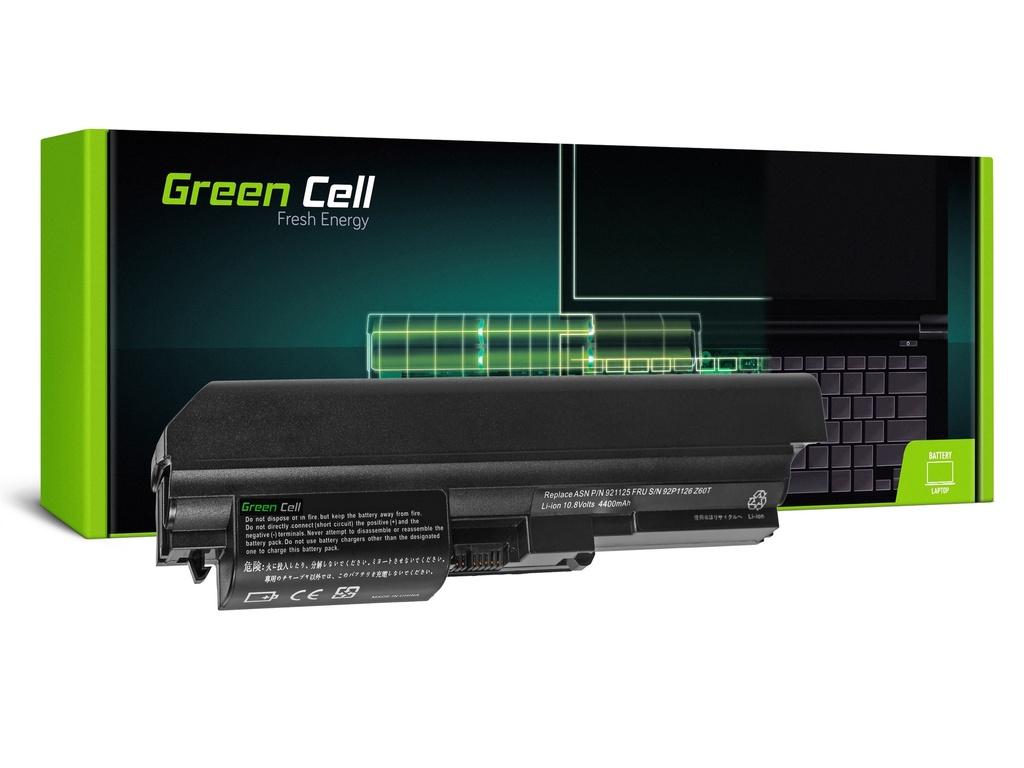 Baterija Green Cell za Lenovo ThinkPad Z60t Z61t / 11,1V 4400mAh