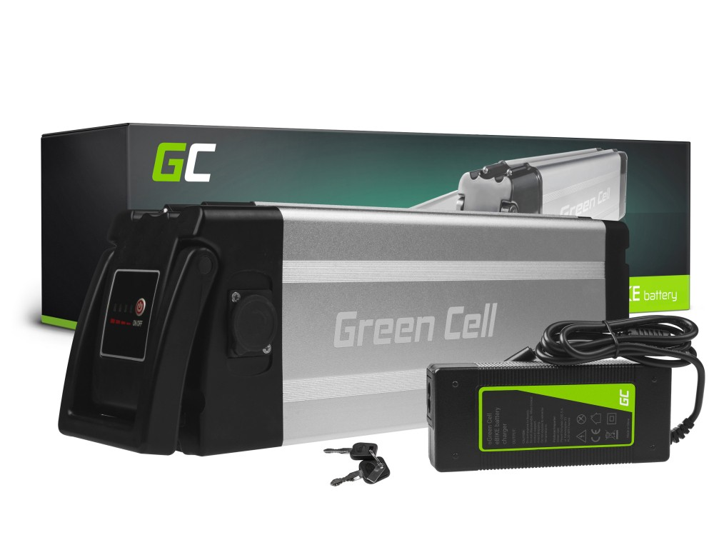 Baterija Green Cell Silverfish 48V 17.4Ah 835Vh za E-Bike Pedelec