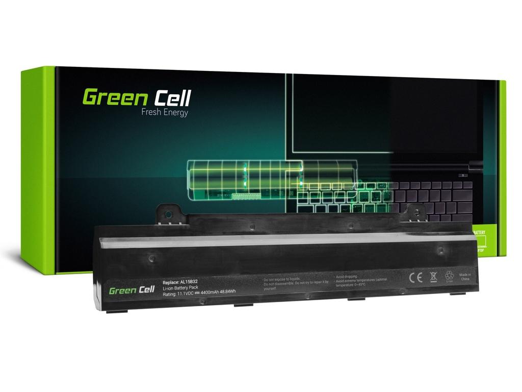 Baterija Green Cell za Acer Aspire V 15 V5-591G AL15B32 / 11,1V 4400mAh