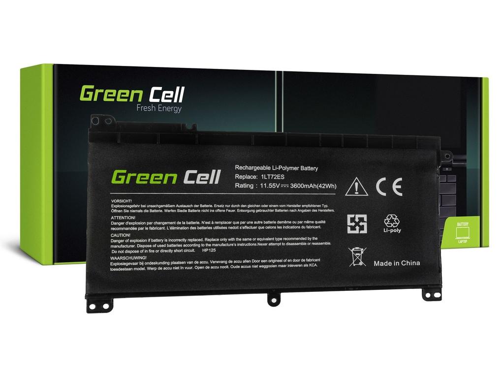 Baterija Green Cell za HP Omen 15-AKS HP Pavilion k360 11-U / 11,55V 3600mAh