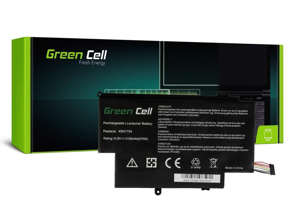 Baterija Green Cell za Lenovo ThinkPad Ioga 12 / 14,4V 3150mAh