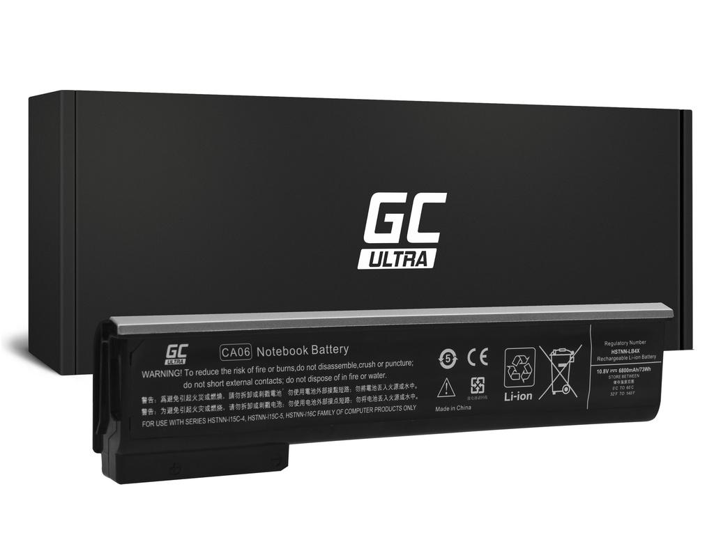 Baterija Green Cell PRO CA06 CA06KSL za HP ProBook 640 645 650 655 G1