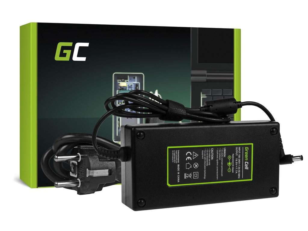 Adapter naizmenične struje za ZELENE ĆELIJE za Soni VAIO 150V / 19.5V 7.7A / 6.5mm-4.4mm PIN