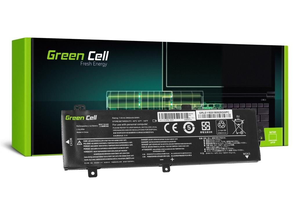Baterija Green Cell za Lenovo V310 V310-14 V310-15 V510 V510-14 V510-15 / 3500 mAh 7,6 V