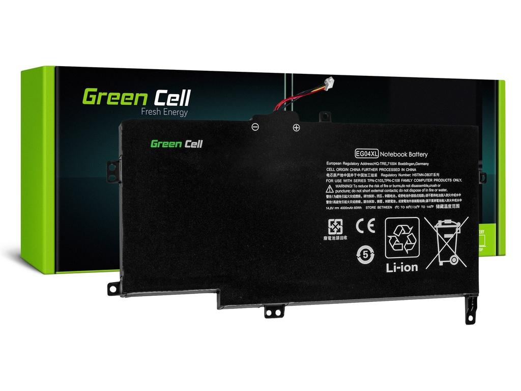 Baterija Green Cell za HP Envy 6 6T 6Z / 14,4V 4000mAh