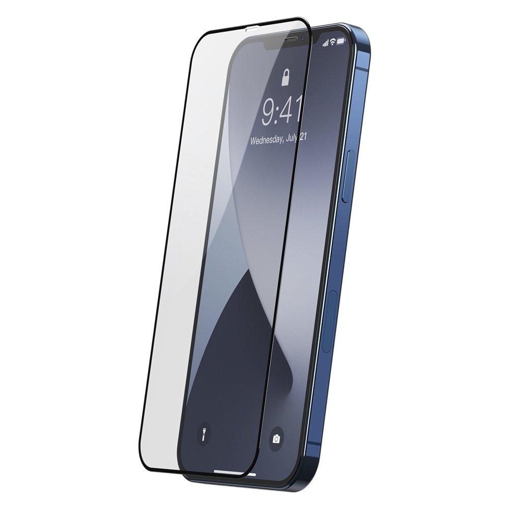 Baseus zaštitno staklo za iPhone 12 mini 2x kom. 0,25mm