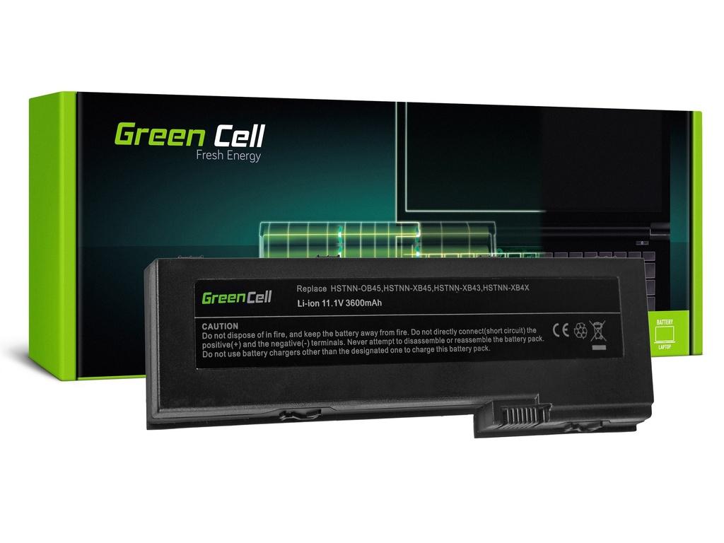 Baterija Green Cell za HP EliteBook 2730p 2740p 2740w 2760p / 11,1V 3600mAh