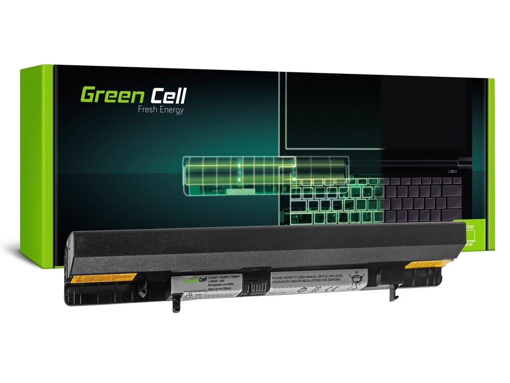 Baterija Green Cell za Lenovo IdeaPad S500 Flex 14 14D 15 15D / 14,4V 2200mAh
