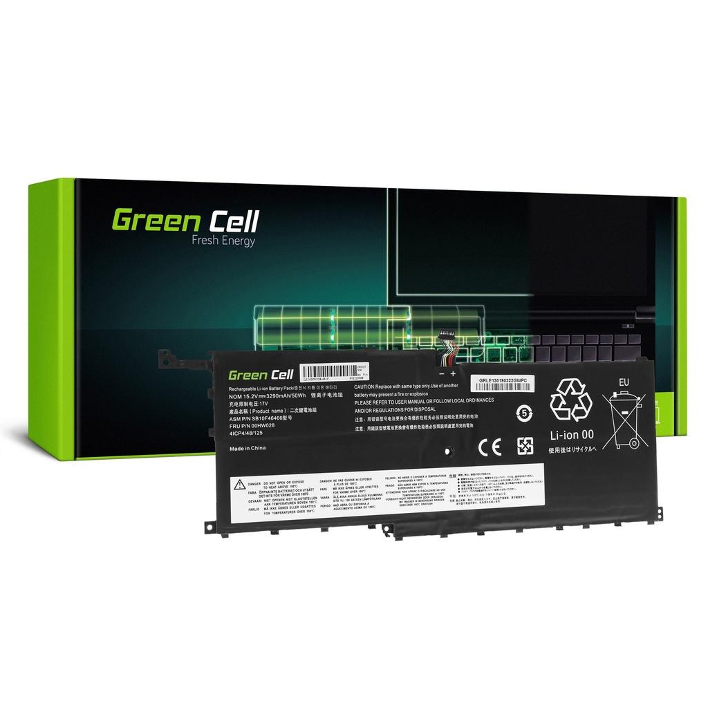 Baterija Green Cell 00HW028 za Lenovo ThinkPad X1 Carbon 4th Gen i Lenovo ThinkPad X1 Yoga (1st Gen, 2nd Gen)