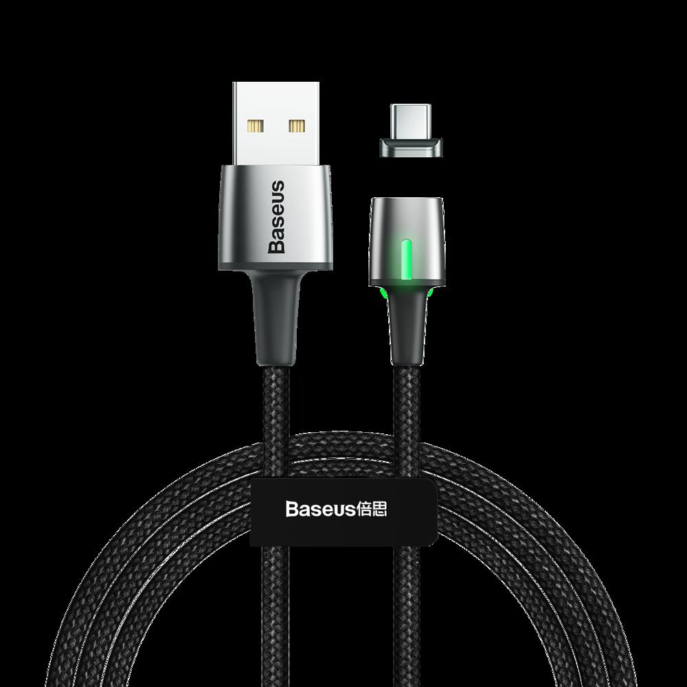 Baseus Zinc USB Type C Data kabl magnetni kabl 2A 2m