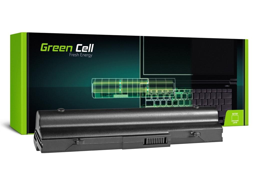Baterija Green Cell za Asus Eee-PC 1001 1001P 1005 1005P 1005H (black) / 11,1V 6600mAh