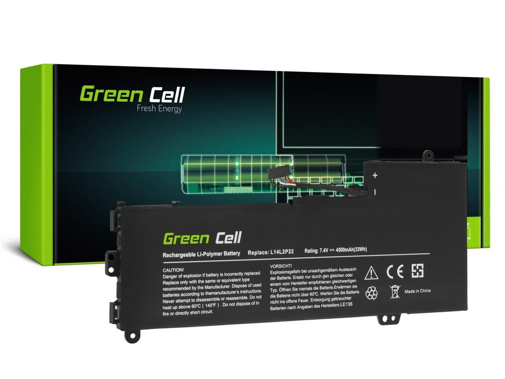 Baterija Green Cell L14L2P22 L14M2P24 L14S2P22 za Lenovo E31-70 E31-80 U31-70 IdeaPad 500s-13ISK 510s-13IKB 510s-13ISK