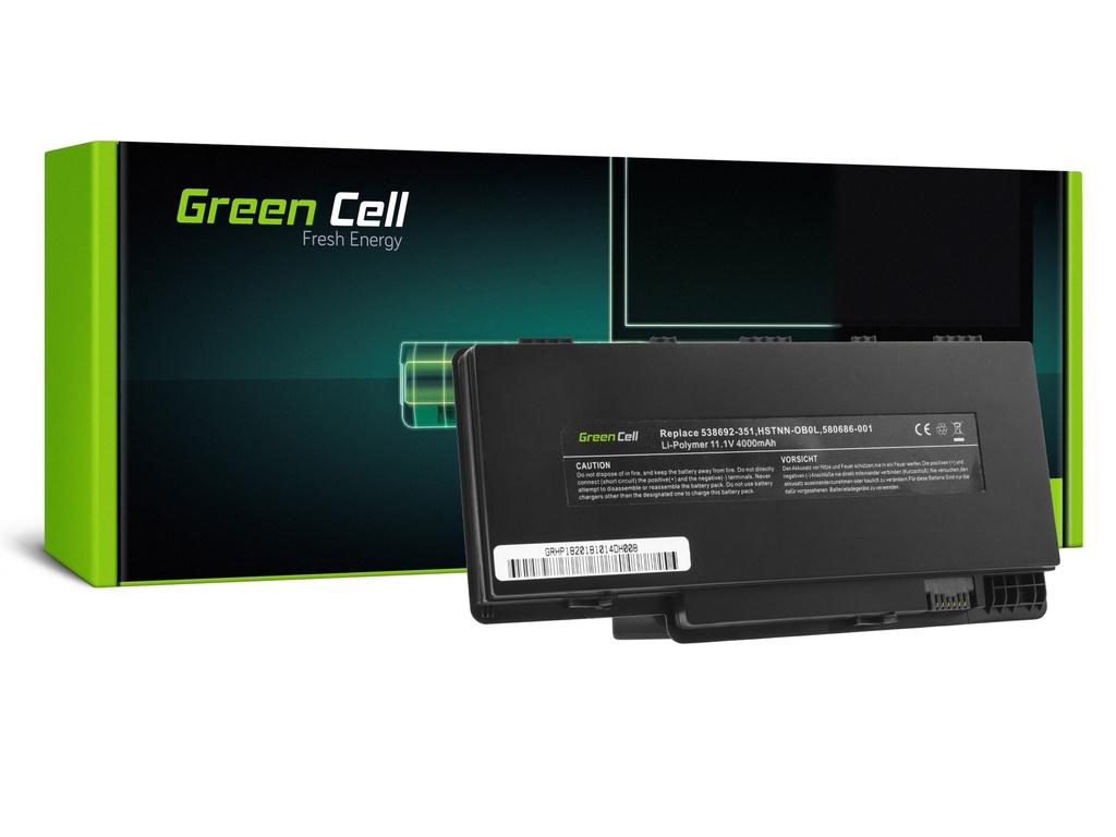 Baterija Green Cell za HP Pavilion DM3 DM3T DM3Z / 11,1V 4000mAh