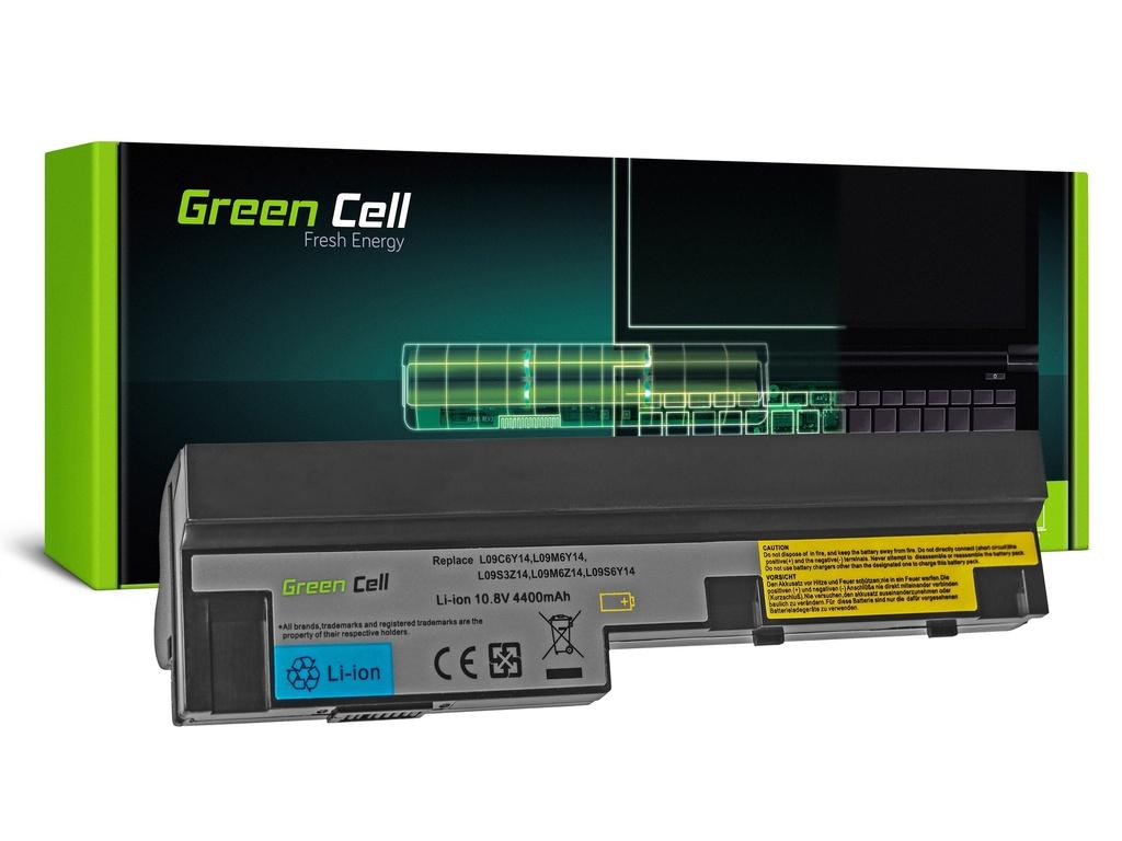 Baterija Green Cell za Lenovo IdeaPad S10-3 S10-3c S10-3s S100 S205 U160 U165 / 11,1V 4400mAh