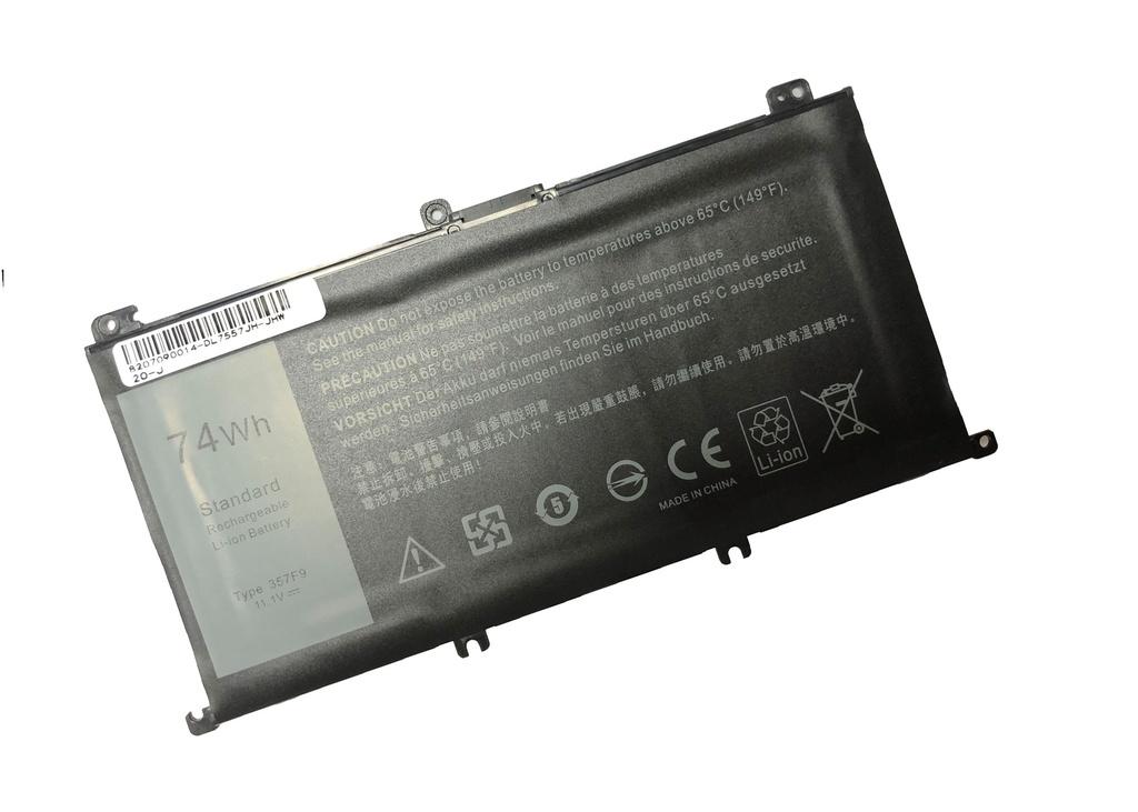 Baterija NRG+ za Dell Inspiron 15 5576 5577 7557 7559 7566 7567