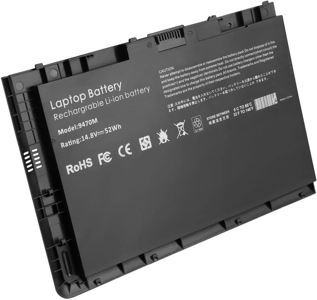 Baterija NRG+ za HP EliteBook Folio 9470m 9480m