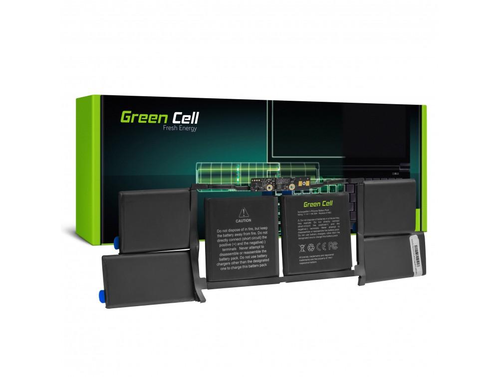 Baterija Green Cell A1953 za Apple Macbook Pro 15 A1990 (2018 i 2019)