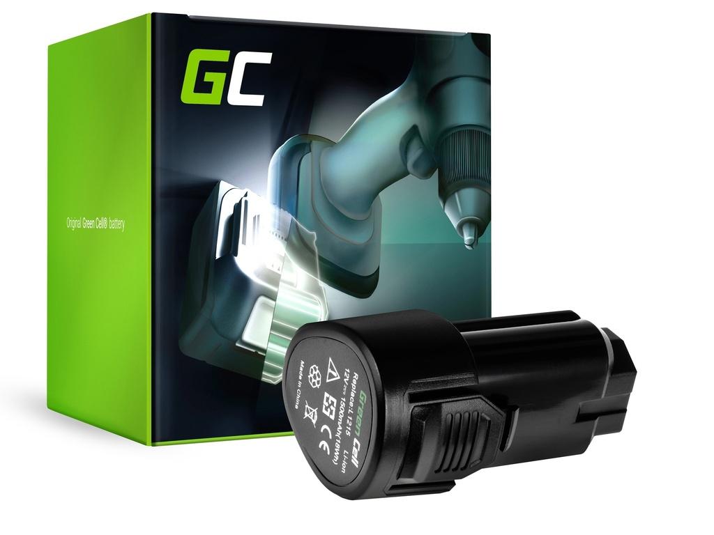 Baterija za električne alate L1215 za AEG BBH12 BBS12C BBS12C2 BS12C BS12C2 BSB12C BSB12C2 OMNI 12C
