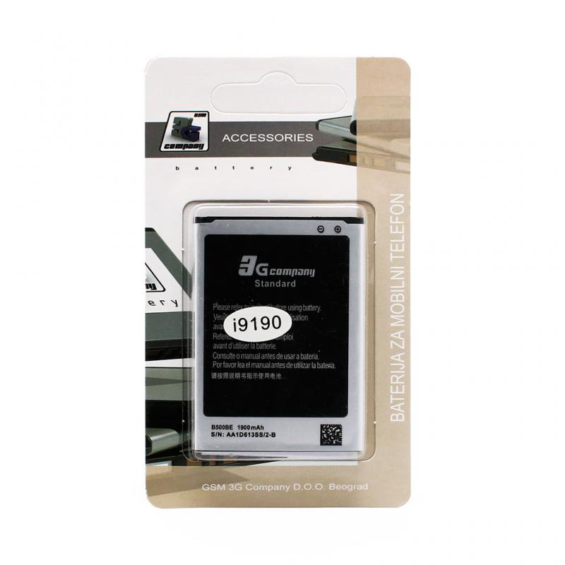 Baterija standard za Samsung i9190 S4 Mini 1900mAh