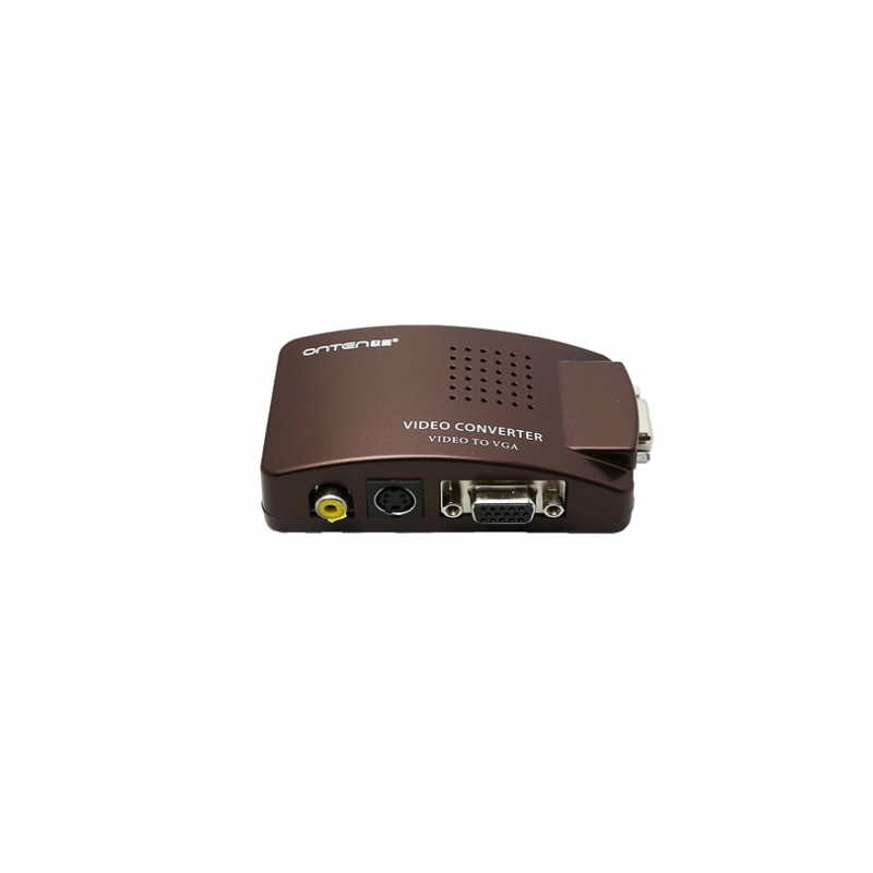 AV Video to VGA Adapter