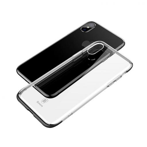 [3GC57607] Futrola Baseus Armor za iPhone X crna