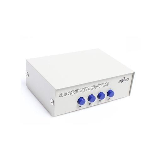 [3GC02817] KVM switch 4 PC-a na isti monitor