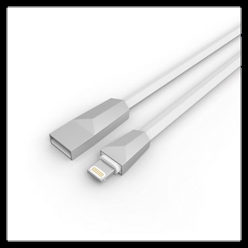[3GC51806] Data kabl LDNIO LS26 za iPhone beli 1m