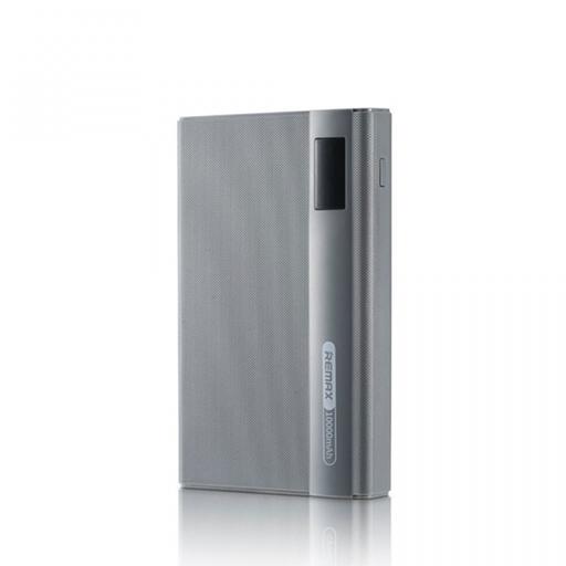 [3GC45692] Back up baterija REMAX Linon Pro RPP-53 10000mAh srebrna