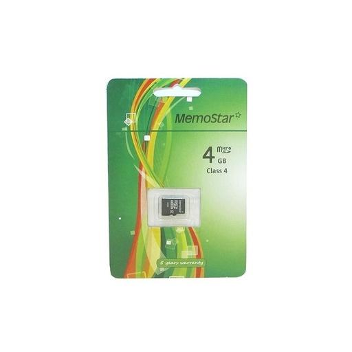 [SD2245] MemoStar microSD memorijska kartica 4GB Class 4