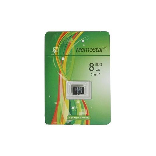 [SD2247] MemoStar microSD memorijska kartica 8GB Class 4