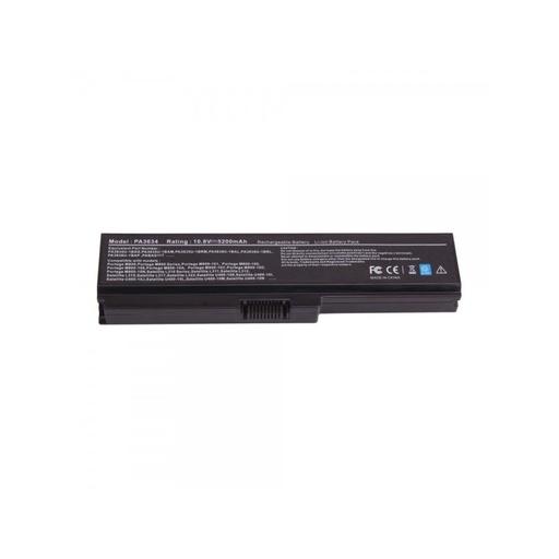 [T3634] Baterija za TOSHIBA Satellite L310 L510 M300 U400 U500 PA3634U