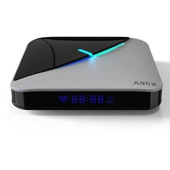 [TB.A95XF3] Android Smart TV Box A95X F3 Air Amlogic S905X3 4GB 32GB