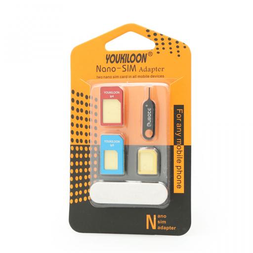 [3G35037] Adapter SIM kartice (NANO/MICRO) first class