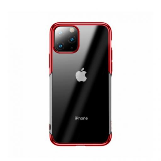 [3G74795] Futrola Baseus Shining za iPhone 11 Pro Max 6.5 crvena