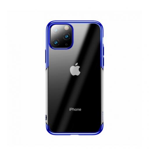 [3G74794] Futrola Baseus Shining za iPhone 11 Pro Max 6.5 plava
