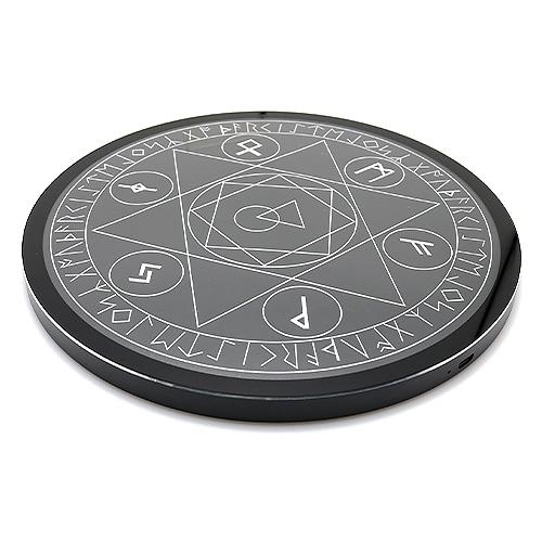 [MSMP702] Bezicni punjac REMAX PRODA Runes crni