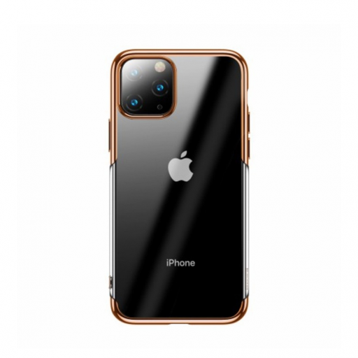 [3GC74796] Futrola Baseus Shining za iPhone 11 Pro Max 6.5 zlatna