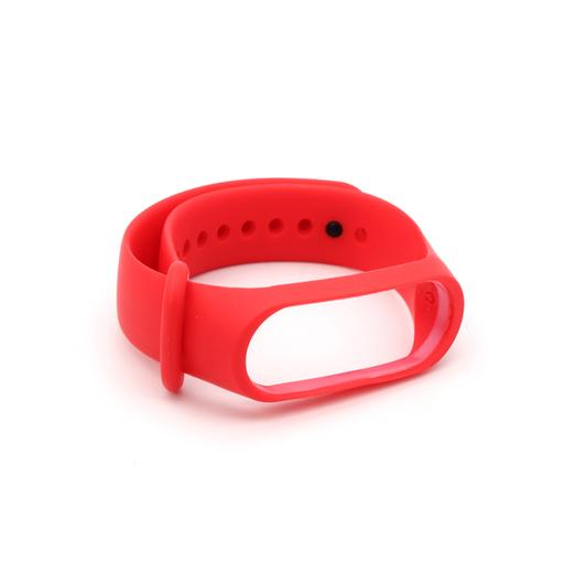 [3GC73103] Narukvica za smart watch Xiaomi Mi Band M3/M4 crvena