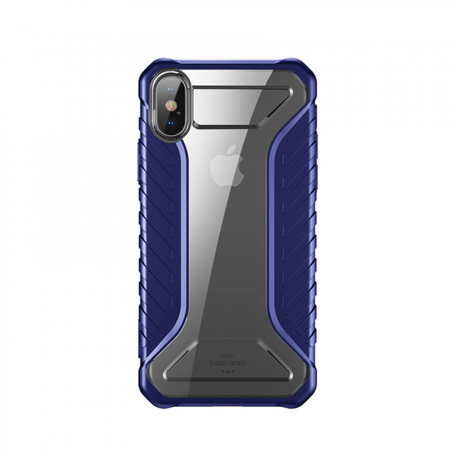 [3GC72841] Futrola Baseus Michelin za iPhone XS Max plava