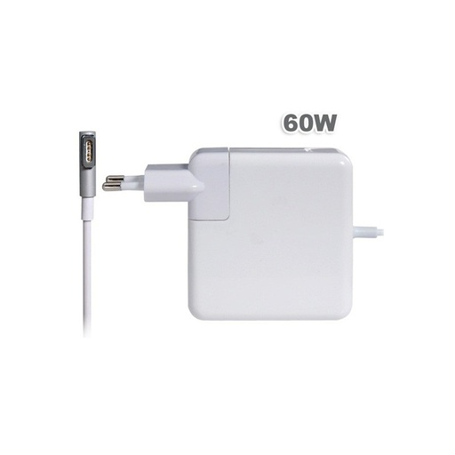 "[NRG.M60] NRG+ punjač za Apple MacBook,  MacBook Pro 13"" - 60W Magsafe 1 A1344"