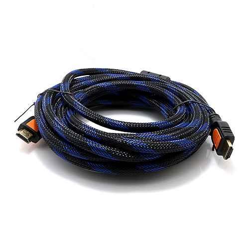 [MSM.AV61] HDMI kabal na HDMI 5m crno/plavi