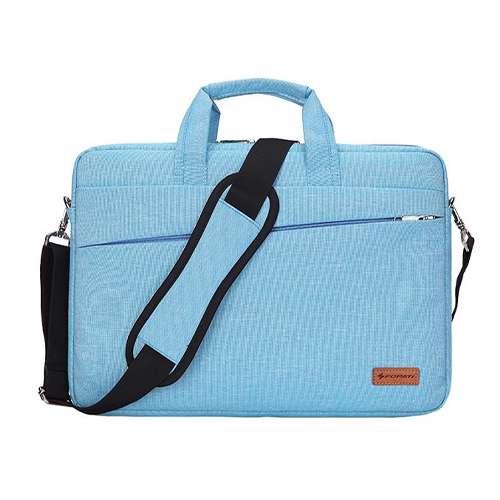 [MSM.T70] Torba za laptop 568 15 in tirkzno plava