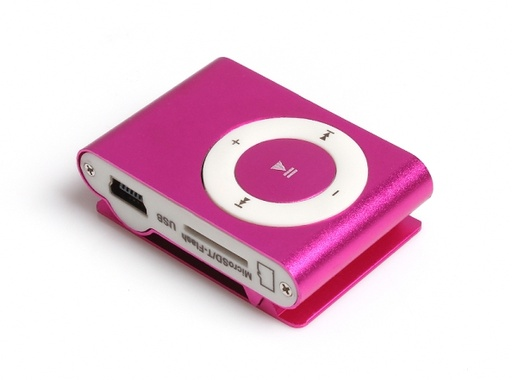 [3GC.18581] MP3 player Terabyte RS-17 Tip1 pink