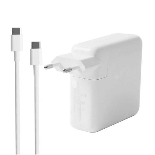 [NRG.MC61] NRG+ punjač za MacBook Type C 61W