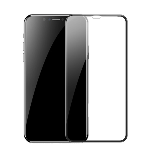 [HRT.44590] Baseus Full Coverage 3D Staklo za iPhone 11 Pro Max / iPhone XS Max